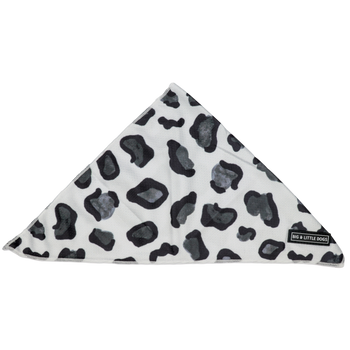 Dog Cooling Bandana Grey Leopard