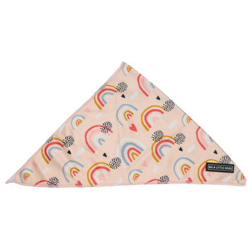 Dog Cooling Bandana Rainbow Dreams