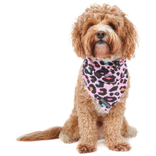 DOG BANDANA: Spotted Leopard (NEW!)