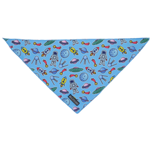 Dog Neckerchief Bandana Out Of This World Space