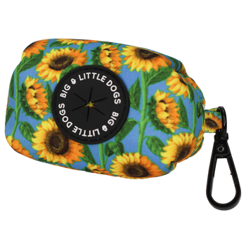 DOG POOP BAG HOLDER: Hello Sunshine (NEW!)