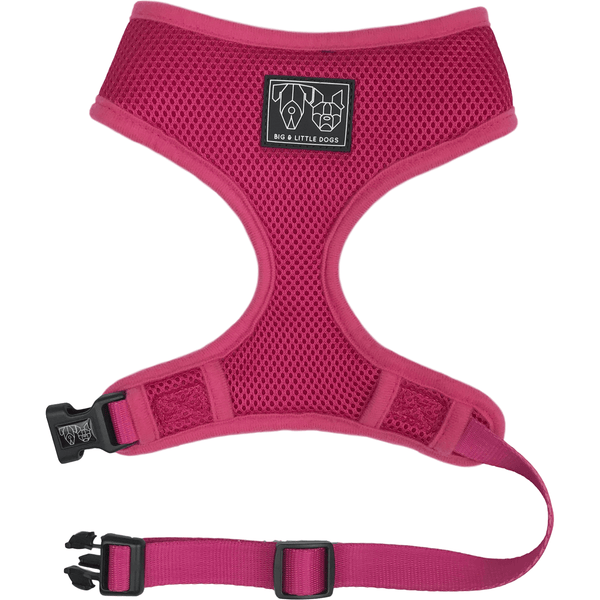 The Classic Dog Harness Pink