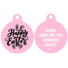 Pet ID Tag | Happy Easter Version 1