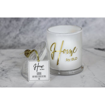 Home by BLD | Banana Soy Candle