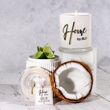 Home by BLD | Coconut & Lime Soy Candle