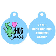 Pet ID Tag | Hug Dealer