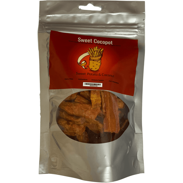 DOG TREATS L'Barkery Sweet Cocopot (NEW!)