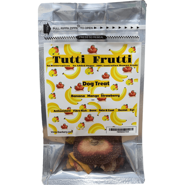 DOG TREATS L'Barkery Tutti Frutti (NEW!)