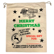 CHRISTMAS 2019: Santa Sack LIMITED EDITION! {FINAL SALE}