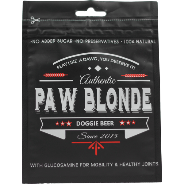 L'Barkery Paw Blonde Doggie Beer