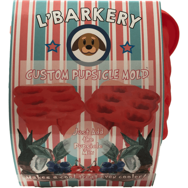 L'Barkery Doggie Pupsicles Mold