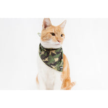 Little Kitty Co. Cooling Bandana Catouflage Camoflage