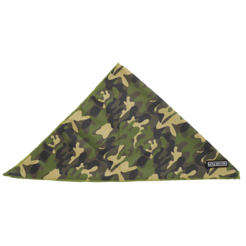 CAT BANDANA: Cool Cat Camo