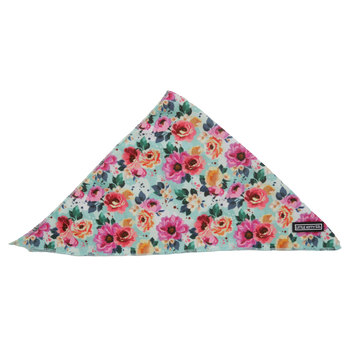 CAT BANDANA: That Floral Feeling