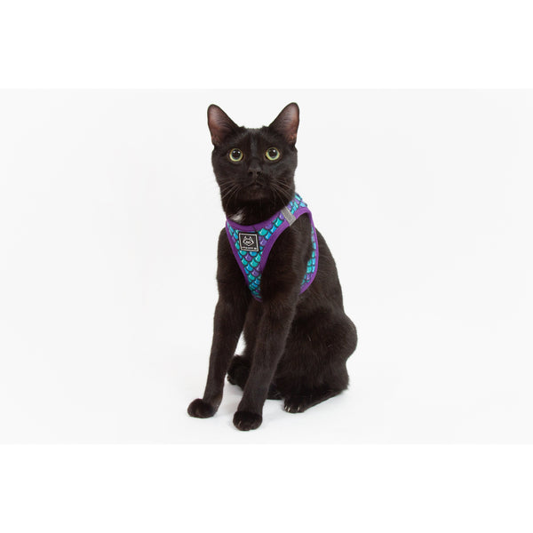 Little Kitty Co. Cat Step In Harness Scaled Back