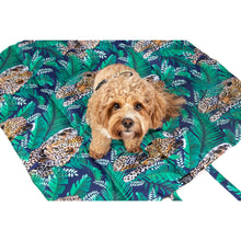 On The Go Pet Mat Luxurious Leopard