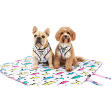 ON-THE-GO PET MAT: Skull and Bones / The Bolt (NEW!)