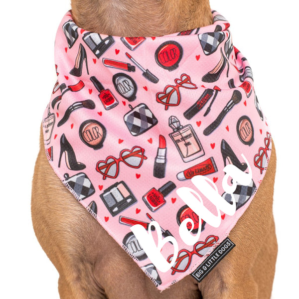 DOG NECKERCHIEF: Girl Boss