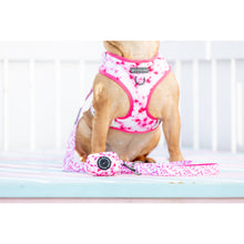 Dog Poop Bag Holder Tie Dye Pink