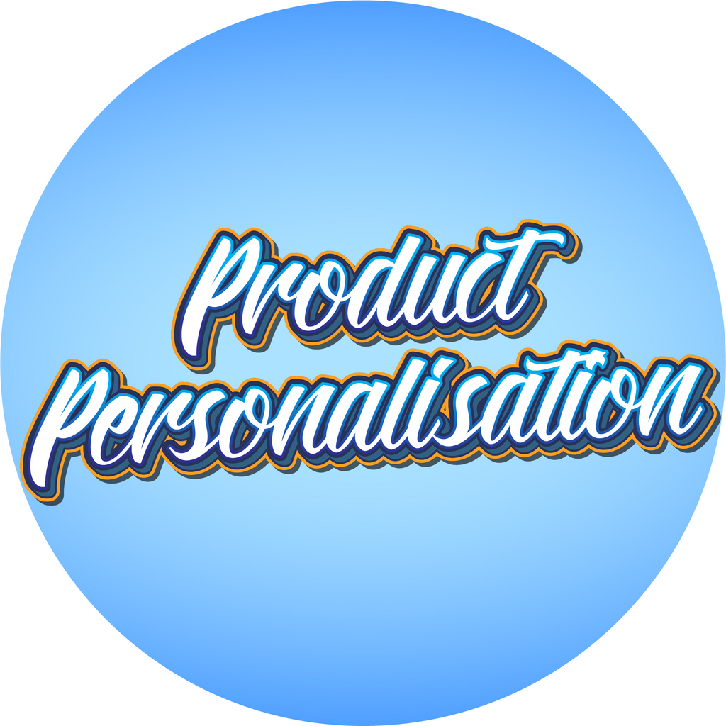 Product Personalisation Fee (please don't delete this item or personalisation WON'T be added)