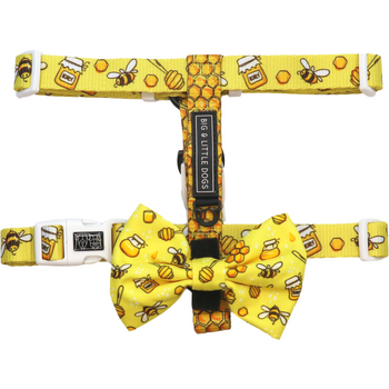 DOG STRAP HARNESS: Bee-Hiving