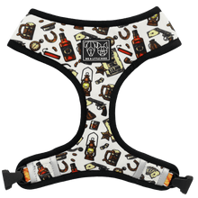 Best in the West Western Paisley Reversible Dog Harness