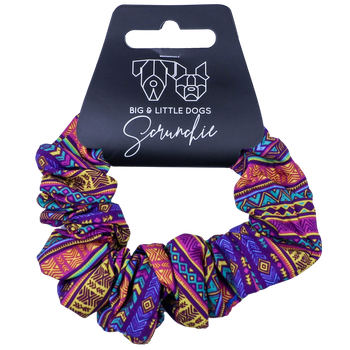 Scrunchie Aztec Dreams
