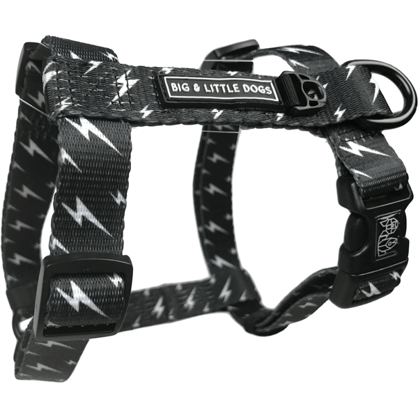 Zorrow Lightning Bolt Strap Dog Harness
