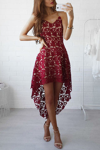 Poppoly You Should Be Dancing Prom Lace Dress