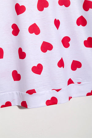 Poppoly Heartthrob Heart T-shirt