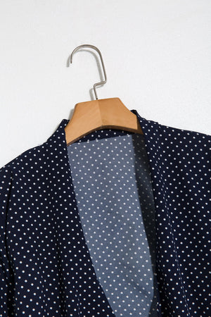 Poppoly Leisure Dots Printed Shirts