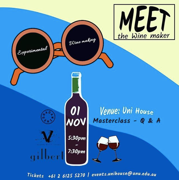 Meet the Winemaker at Uni House