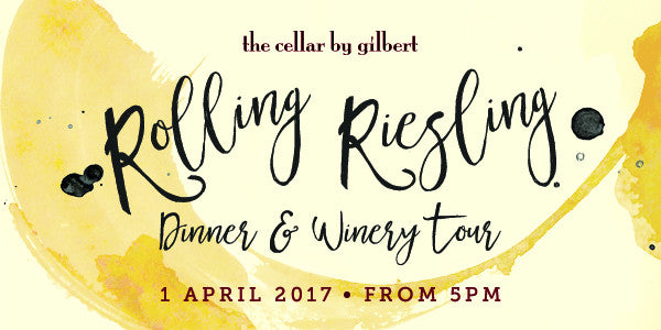 Rolling Riesling Winemaker Dinner & Tour