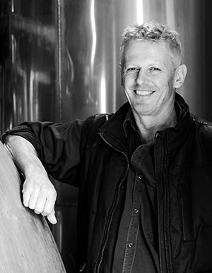 Simon Gilbert winemaker at winery Mudgee
