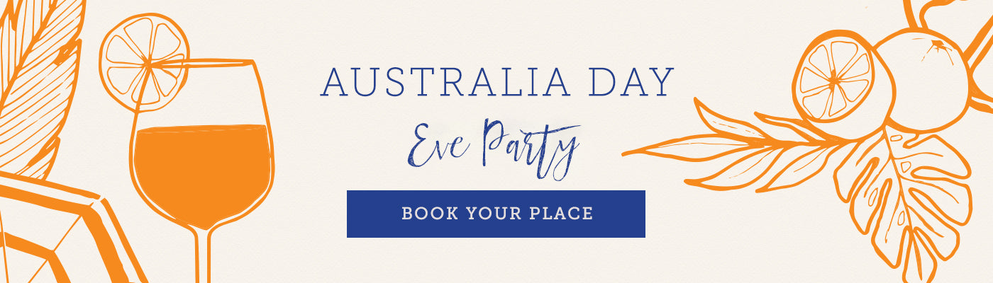 Australia Day Eve Party at The Cellar by Gilbert