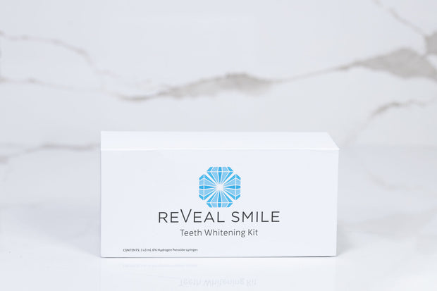 ReVeal Smile Teeth Whitening Kit - White Wood Boutique