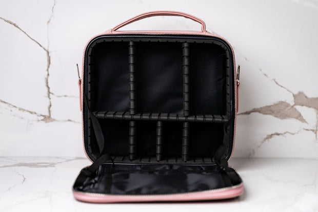 Ultimate Makeup Bag - White Wood Boutique