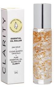 Essential oil roller - White Wood Boutique