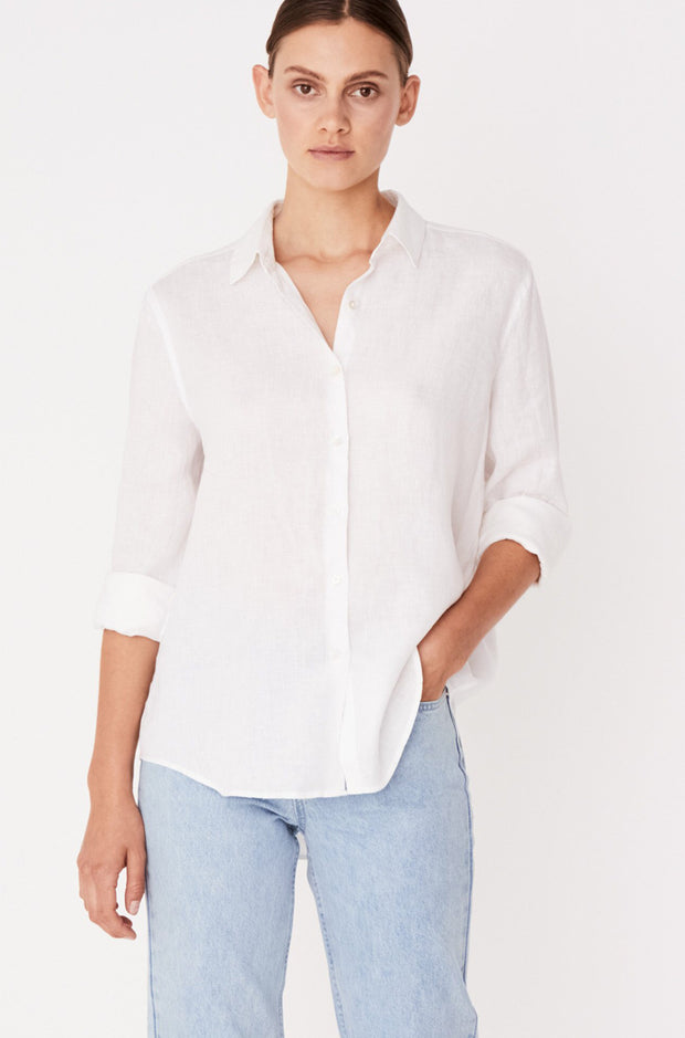 Xander long sleeve shirt, [Product_vendor], Women's Tops, [White Wood Boutique Lennox head Byron Bay NSW], [Arnhem], [Status Anxiety], [the academy brand], [Valley eyewear], [Nobody denim], [assembly], [lilya], [solsana]