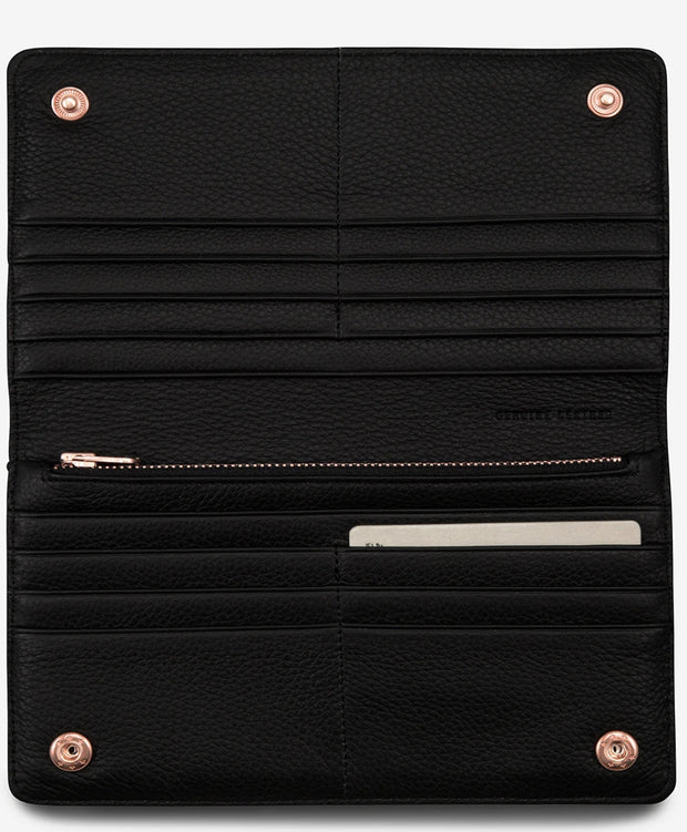 Triple threat wallet - White Wood Boutique