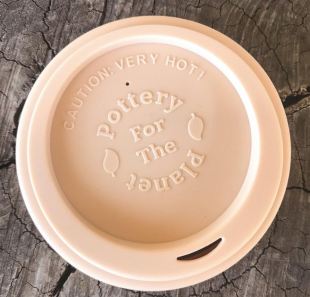Keep cup lid - White Wood Boutique