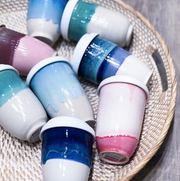 Ceramic reusable coffee cups, [Product_vendor], Homewares, [White Wood Boutique Lennox head Byron Bay NSW], [Arnhem], [Status Anxiety], [the academy brand], [Valley eyewear], [Nobody denim], [assembly], [lilya], [solsana]