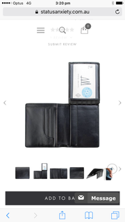Nathaniel Wallet, [Product_vendor], Mens Wallet, [White Wood Boutique Lennox head Byron Bay NSW], [Arnhem], [Status Anxiety], [the academy brand], [Valley eyewear], [Nobody denim], [assembly], [lilya], [solsana]