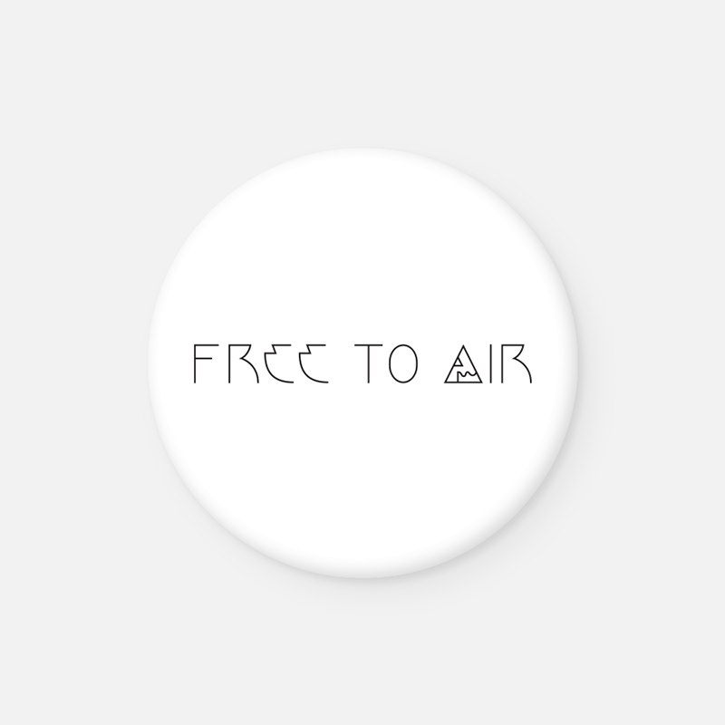 FREE TO AIR <br>Button