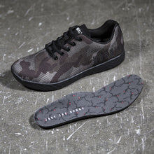 Load image into Gallery viewer, BLACK CAMO TRAINER