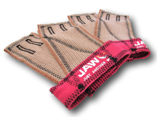 GLOVES - PINK / BLACK