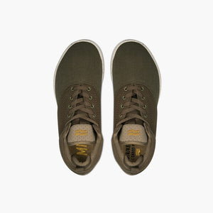 PRE-ORDER: CHILL PILL MID AF - ARMY/GUM