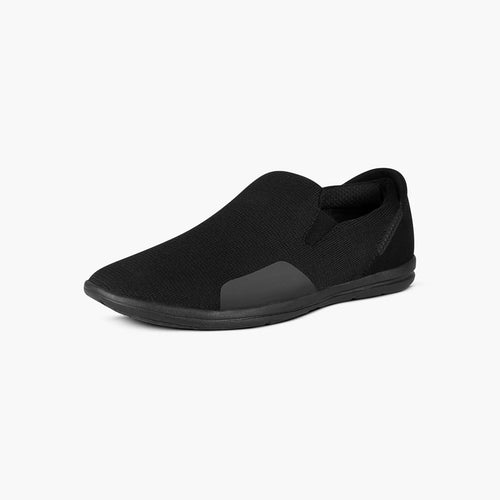 PRE-ORDER: THE TRAVELLER AF PERFORMANCE SLIP-ON - PHANTOM TIGHT KNIT/BLACK