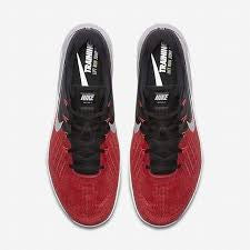 METCON 3 - UNI RED/WOLFGREY BLACK (MEN'S)