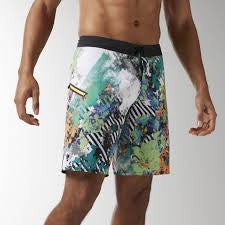 RCF SUPER NASTY FLORAL BOARD SHORT